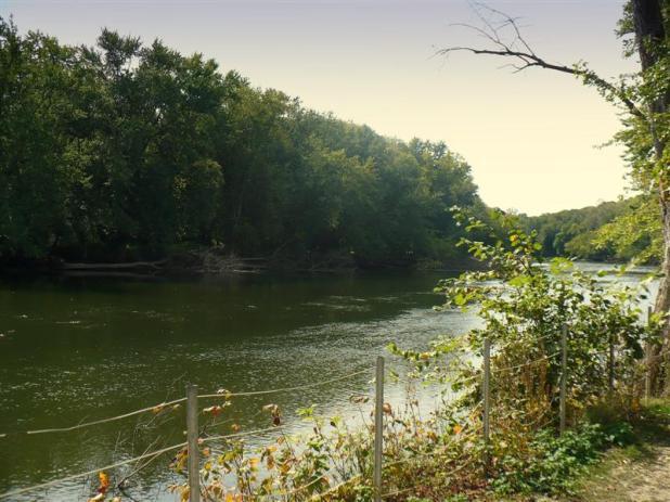Grand River ~ Johnson Park, Grand Rapids, Michigan