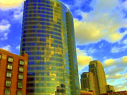 Grand Rapids Downtown Hotels in living color...