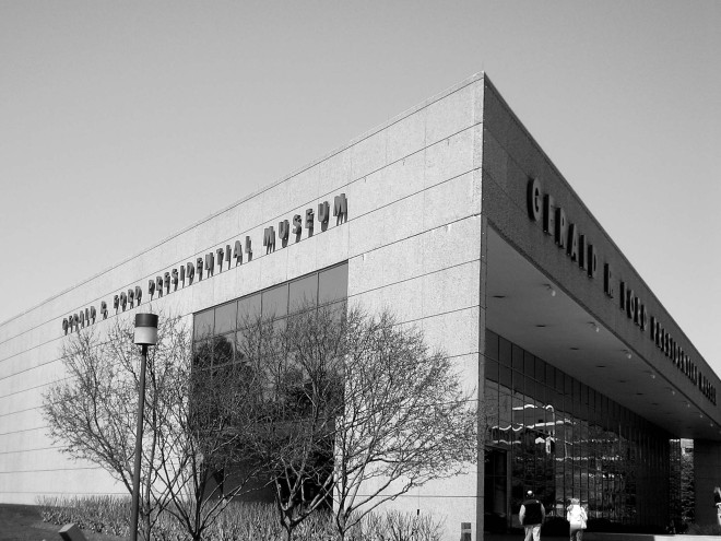Gerald Ford Museum, Grand Rapids, Michigan