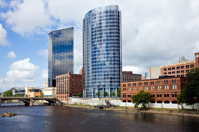 Architecture of Grand Rapids