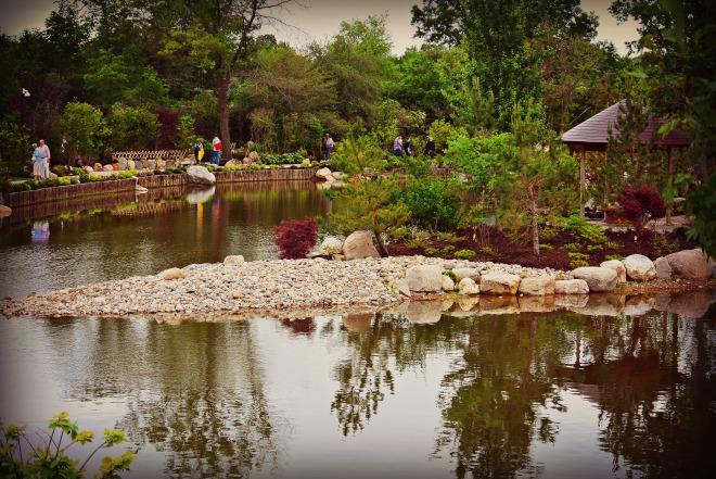 Japanese Garden good